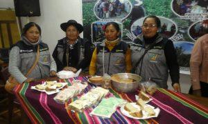 Bolivia mujeres campesinas