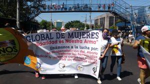 El Salvador mujeres