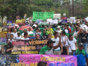 Honduras protesta social