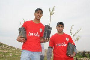 Palestina plantas