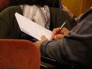 Seminario Internacional BDS Donostia