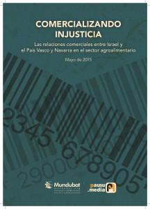 Comercializando Injusticia_Castellano_portada