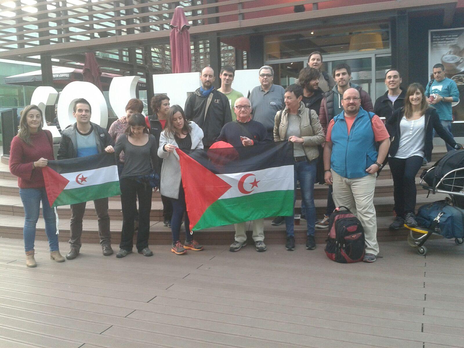 La Delegación de Euskadi