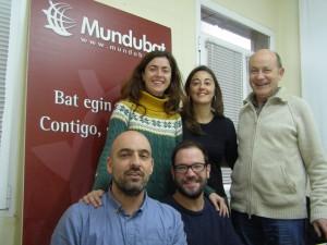 Consejo de Dirección de Mundubat.