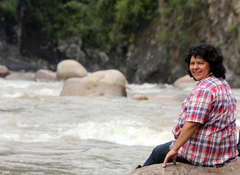 La guardiana del río