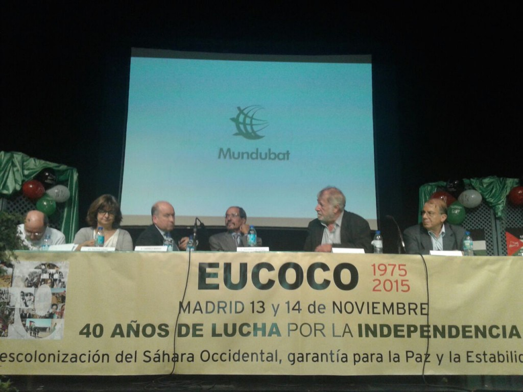 Abdelaziz en EUCOCO
