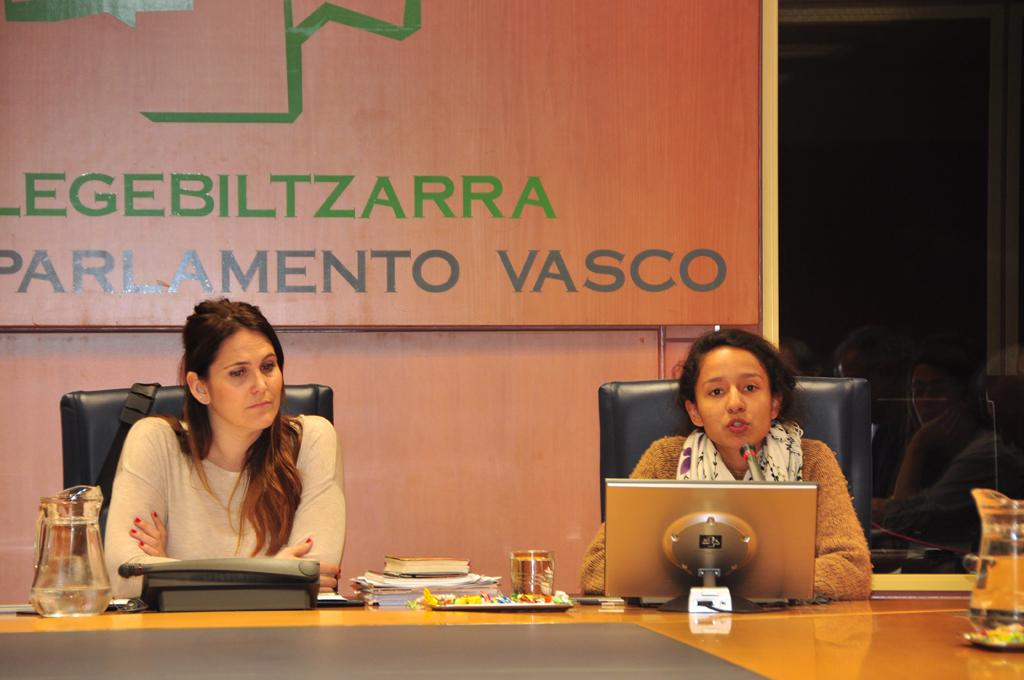 Bertha Isabel Zúñiga Cáceres en PV