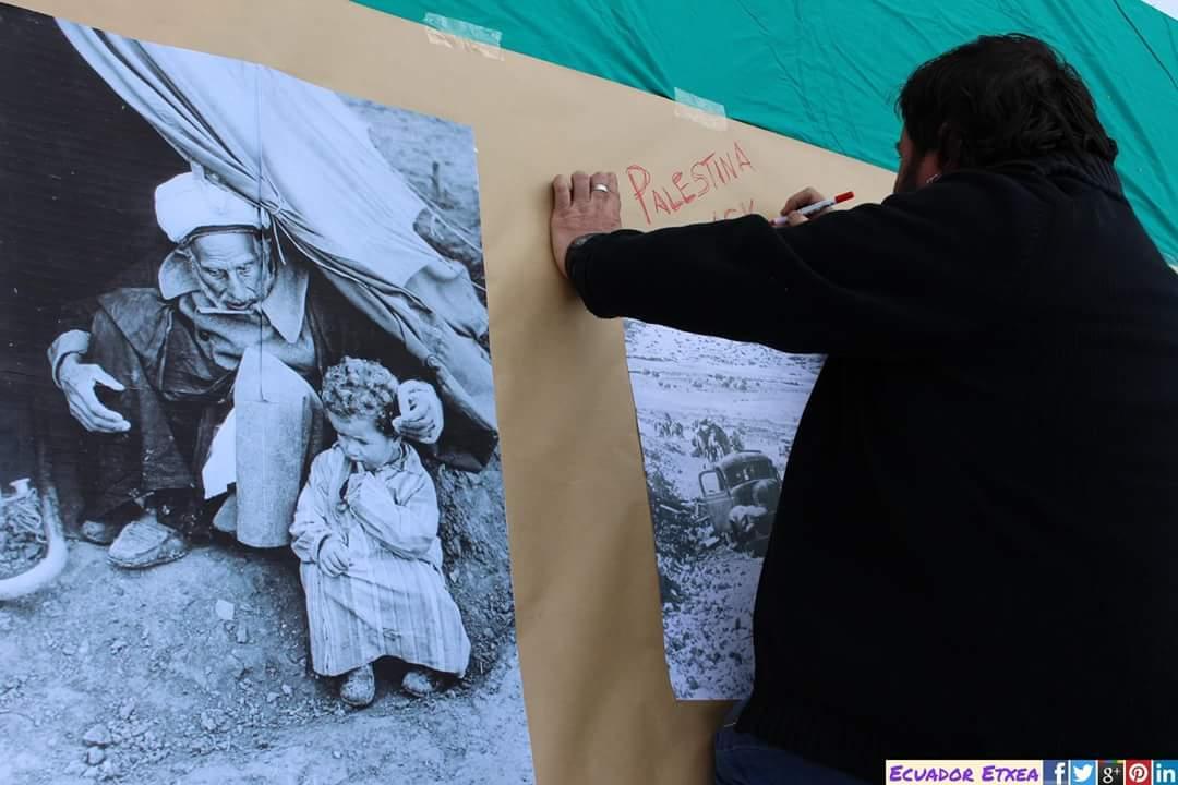 Refugiados palestinos