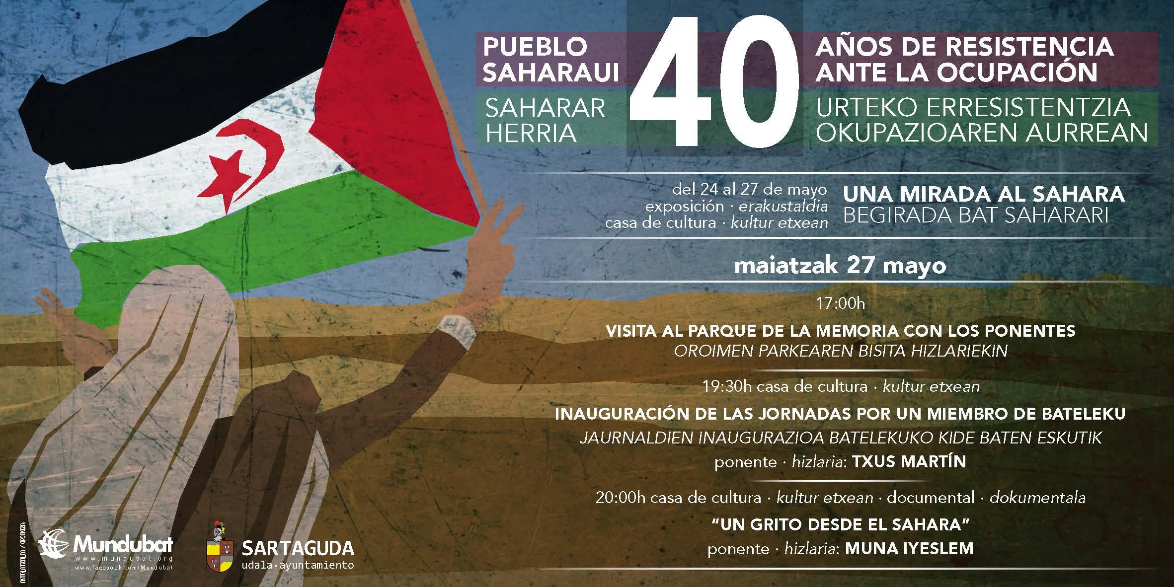 Sahara resiste la ocupación