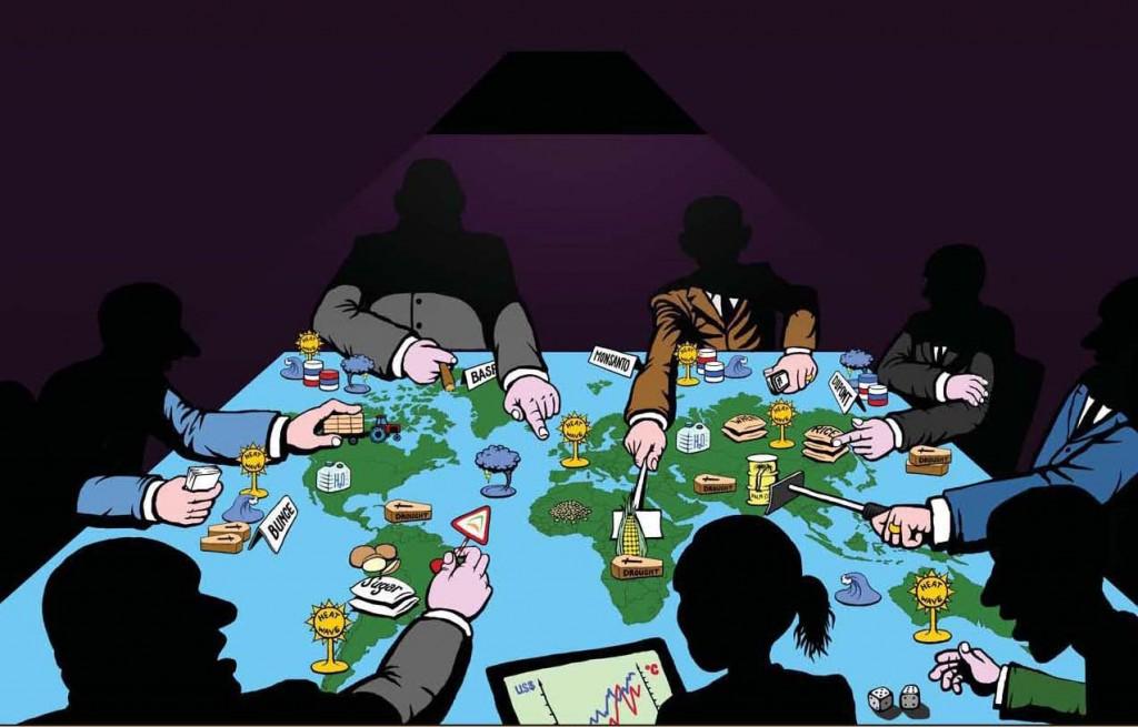 El gran tablero económico