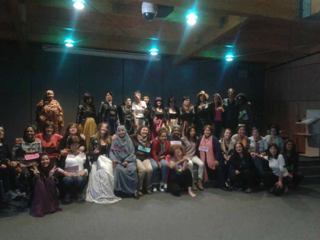 Akelarre grupal II Encuentro de las EEF