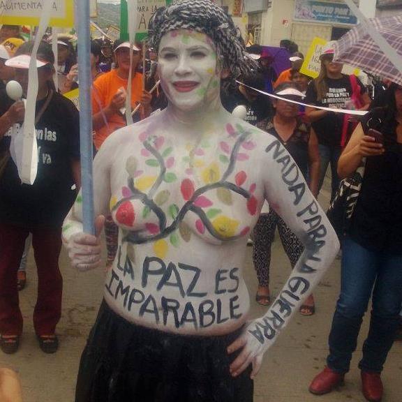 Todo por la paz en Colombia