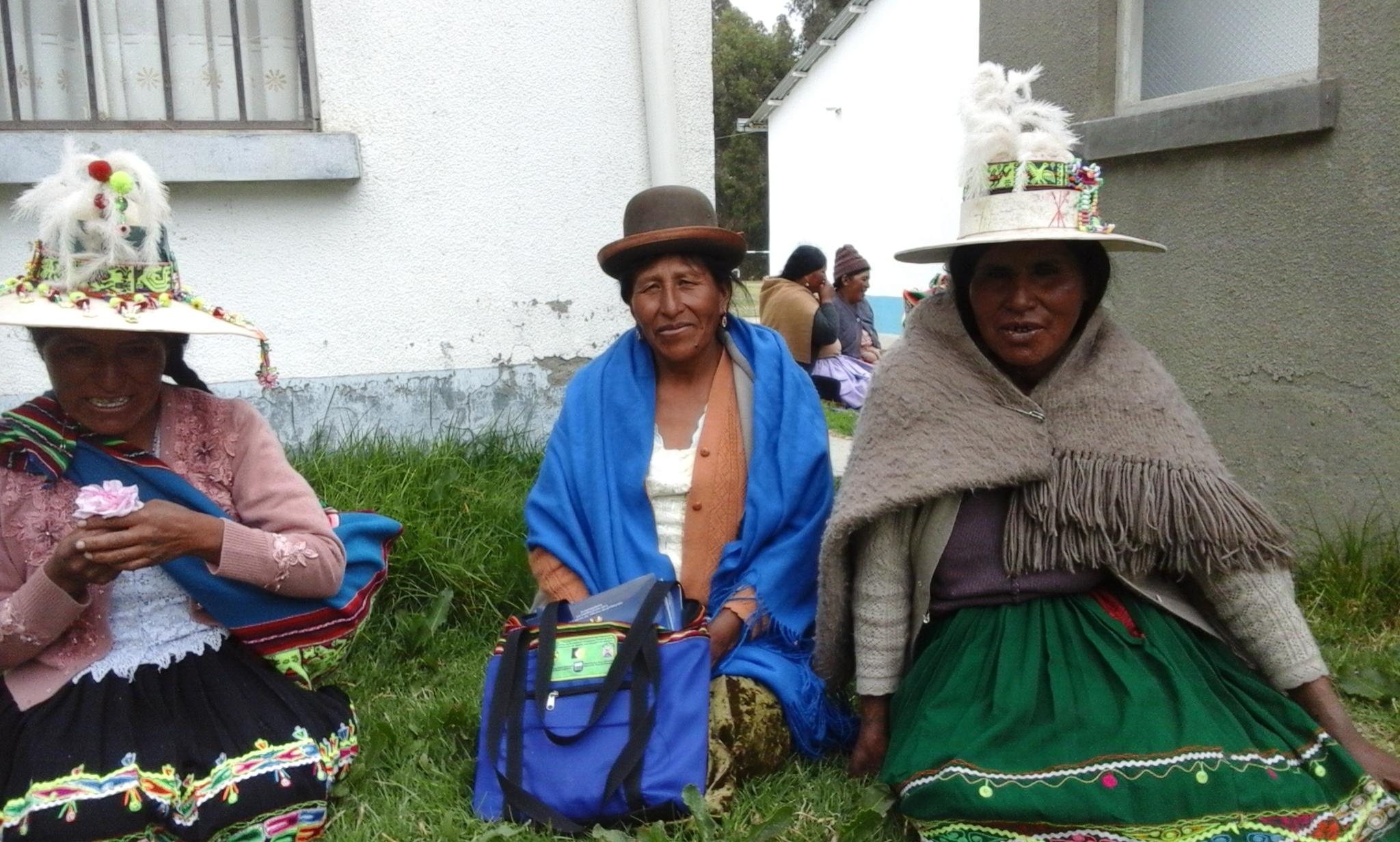 OECOM Bolivia encuentro
