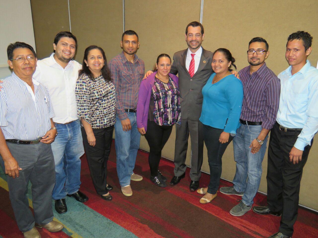 Mundubat y FIDA en El Salvador