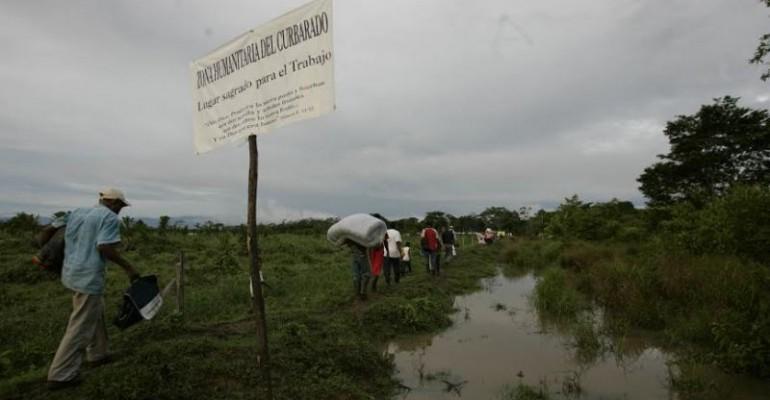 Curvaradó Colombia