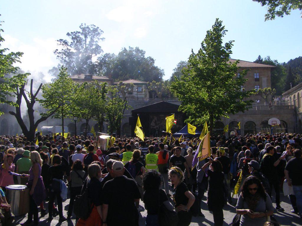 Gernika Ongi etorri 2017