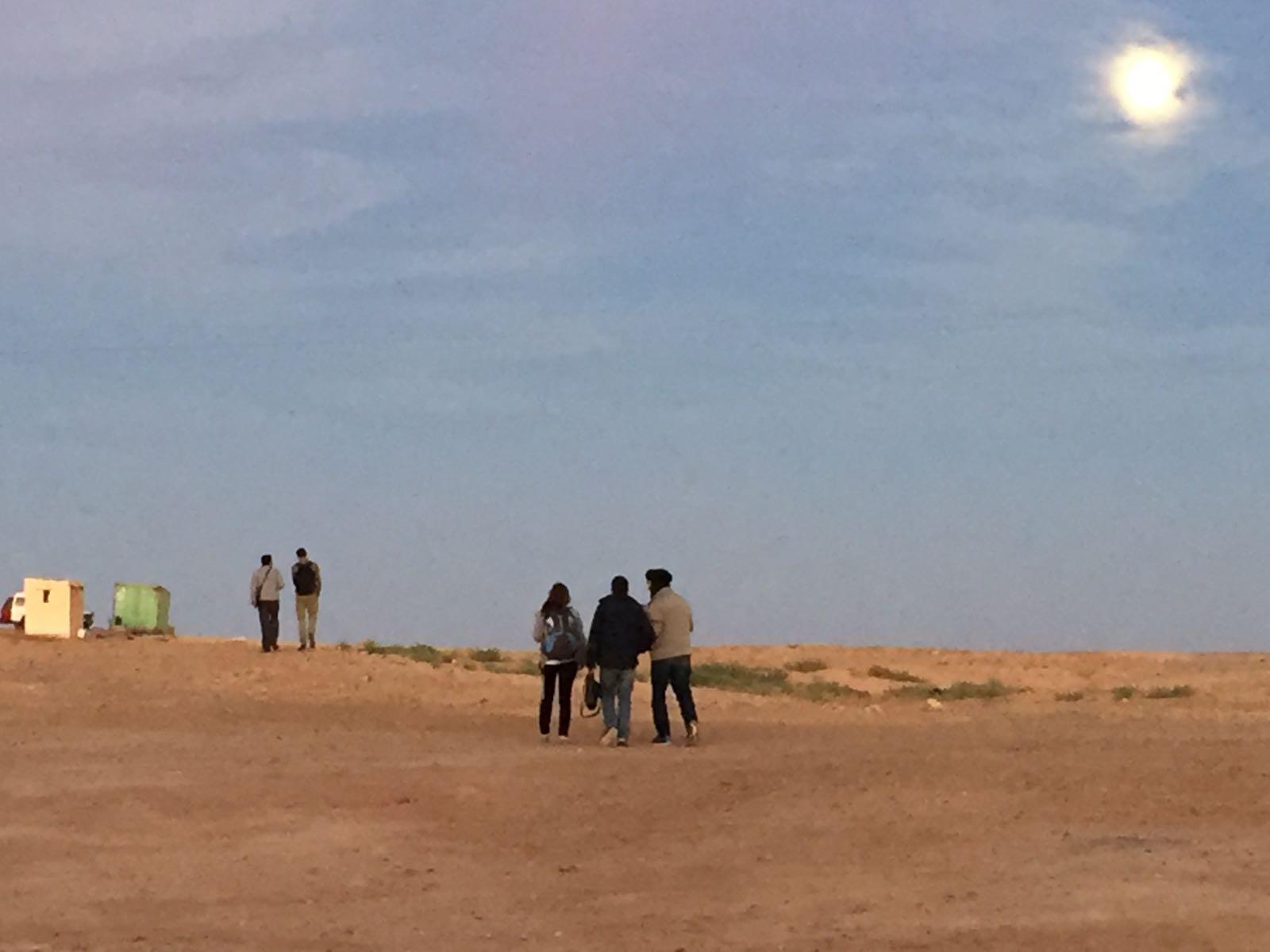 Laudio moción Sahara Occidental