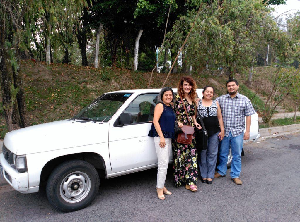 Mundubat en El Salvador