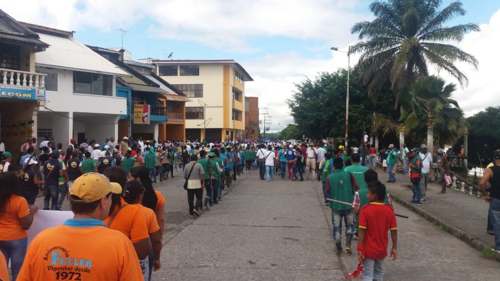 Chocó resiste al paramilitarismo