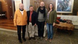 Mundubat reunión ELN en Ecuador