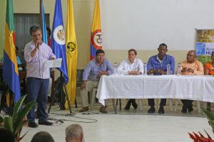 Acuerdo Humanitario El Chocó