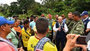 Colombia Misión Humanitaria Tumaco