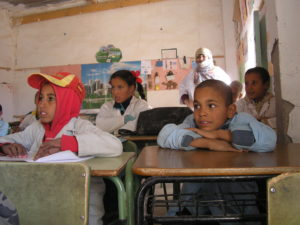Niñez Pueblo Saharaui