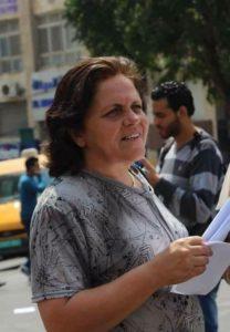 khitam Saafin Palestina
