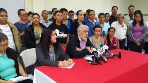 El Salvador defensores DDHH