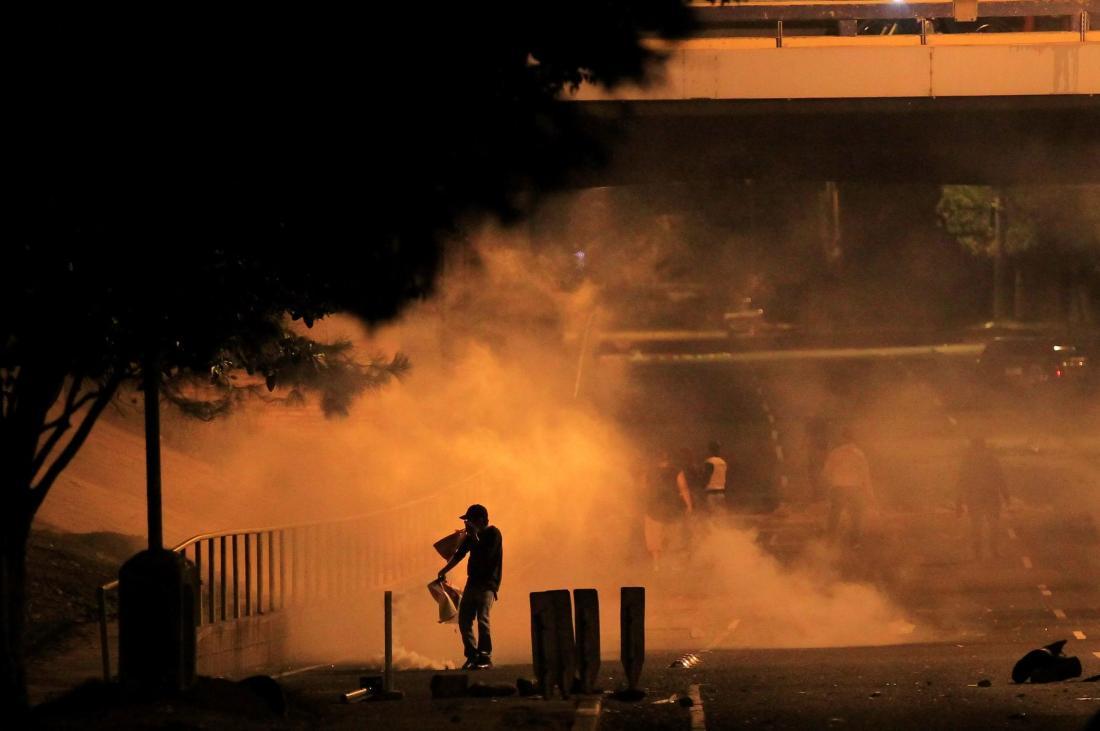 Activists-opposition-denounce-Honduras-post-election-curfew