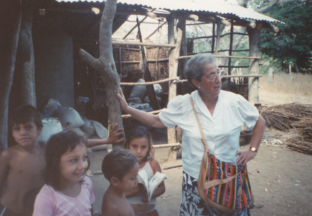 Begoña Landaburu El Salvador