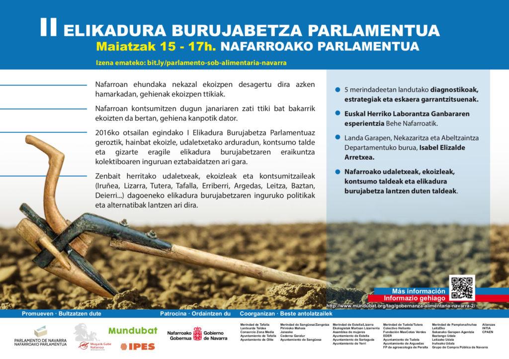 Elikadura Burujabetza Parlamentua Gonbidapena