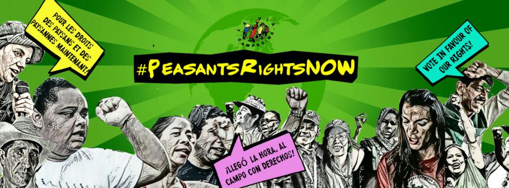 Derechos Campesinos