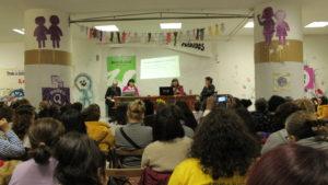 Ágora I Jornadas de trabajadoras de hogar y de cuidados en Bilbao