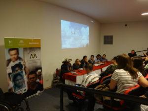 Acto presentación Madrid Protege en Colombia