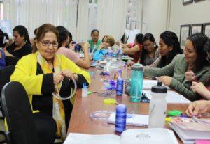 Talleres Economía Feminista Honduras